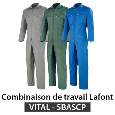 Combinaison Lafont VITAL 5BASCP