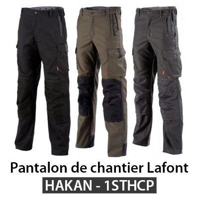Pantalon pro Lafont HAKAN 1STHCP