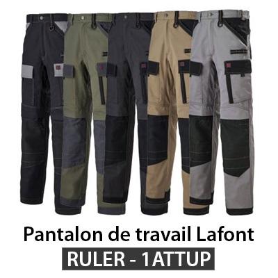 Pantalon Lafont RULER 1ATTUP