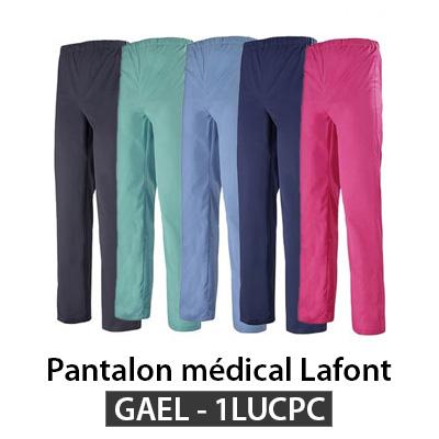 Pantalon médical Lafont GAEL