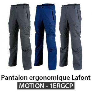 Pantalon Lafont Ergo Touch MOTION