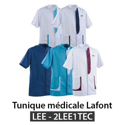 Tunique de travail médicale Lafont LEE