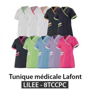 Tunique médicale Lafont LILEE