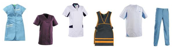 Vêtements de travail pour les professionnels de la santé et des soins