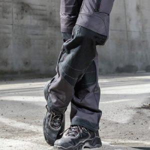 Pantalon de travail Lafont avec genoux renforcés Cordura