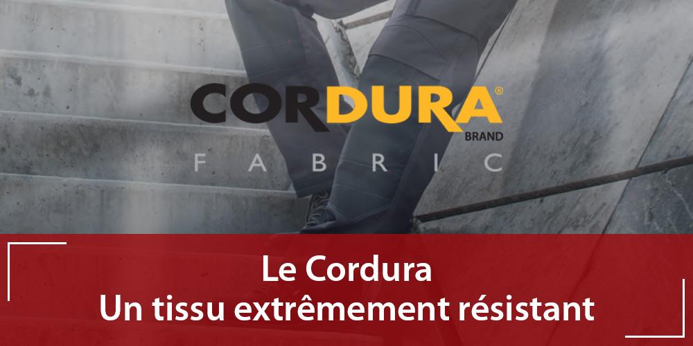 Cordura : un tissu résistant à l'abrasion