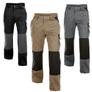 Pantalon de travail BOSTON DASSY genoux en Cordura