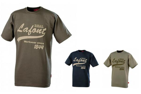 Tee-shirt de travail Lafont CSTONE