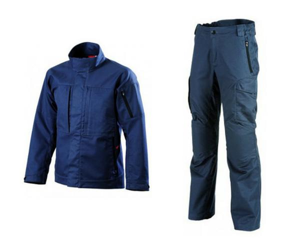Blouson et pantalon de travail Ergotouch