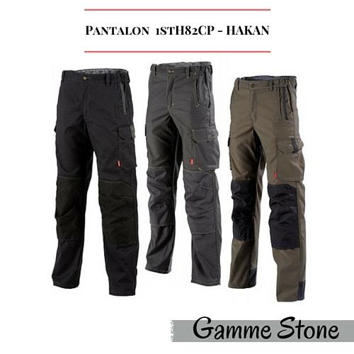 Pantalon de travail 1STH82CP Hakan