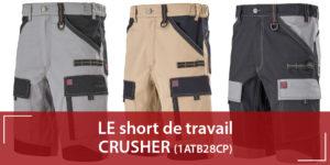 Short de travail Crusher 1atb28cp Lafont