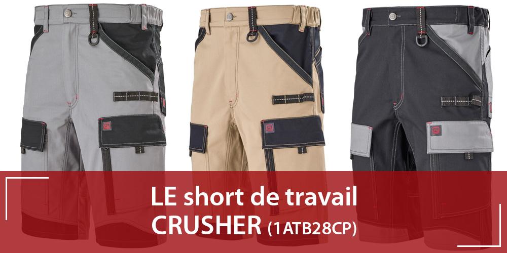 Le meilleur des shorts de travail pour homme