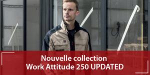 Découvrez la nouvelle collection Lafont Work Attitude 250 Updated