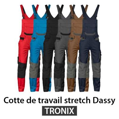 Salopette de travail Dassy TRONIX