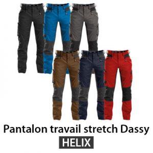 Pantalon de travail Dassy Helix