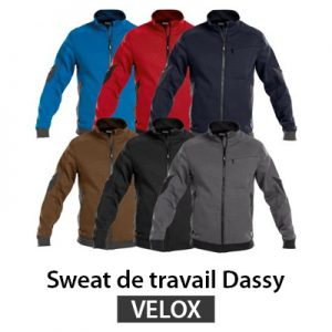Sweat pro Dassy VELOX