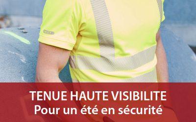 Tenue Haute-Visibilité : passez l'été en sécurité