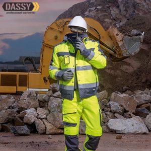 Tenue Haute-Visibilité Dassy