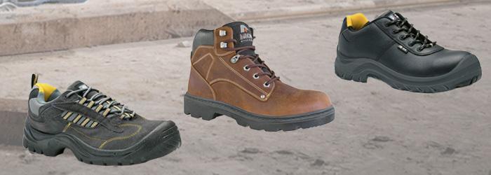 Chaussures de sécurité pour bricoler