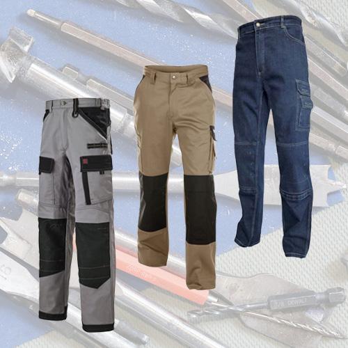 Pantalon de travail pour bricoler