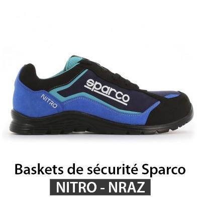 Basket de securite Sparco Nitro