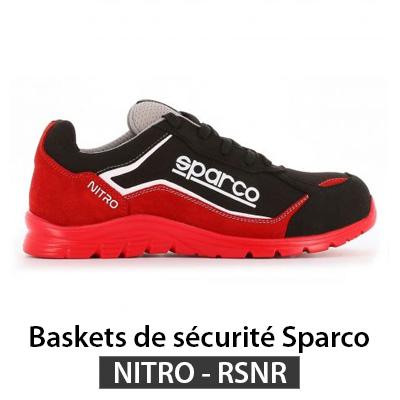 Basket de sécurité Sparco Teamwork nitro