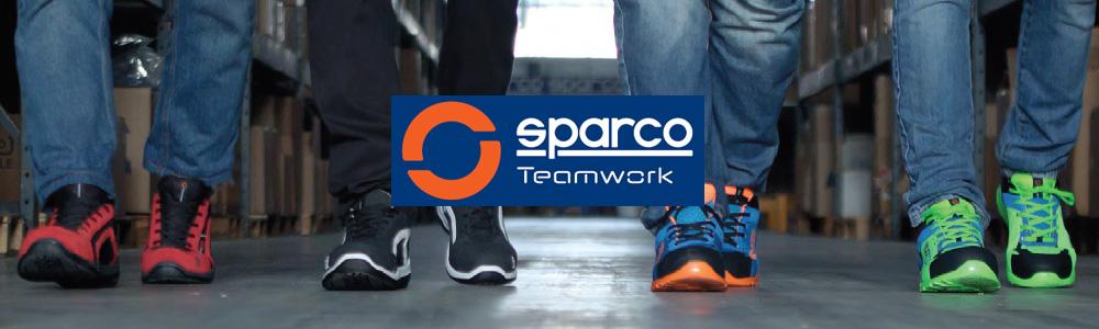 Baskets de sécurité SPARCO Teamwork