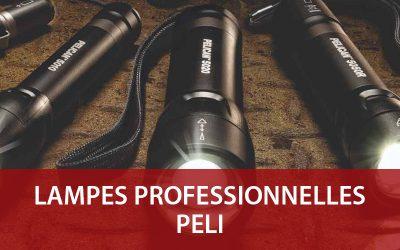 Retrouvez les lampes torches PELI sur Vetdepro.com