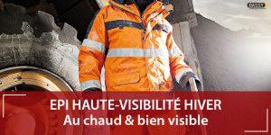 Vêtements de travail Epi Haute Visibilité pour l'hiver