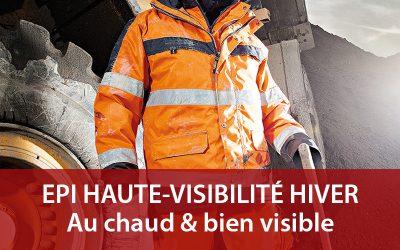 EPI Haute Visibilité pour l'hiver