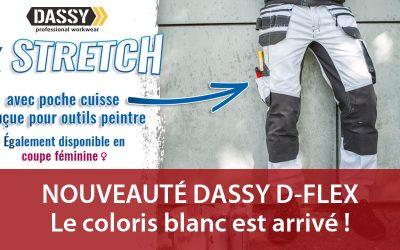 La collection D-Flex Dassy s'étoffe !