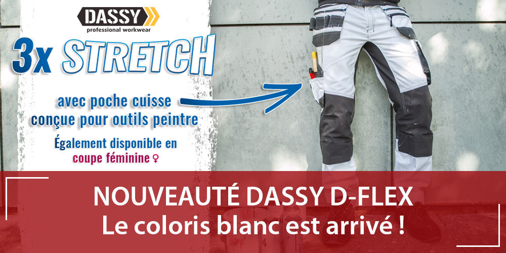 La collection D-Flex Dassy s'étoffe !
