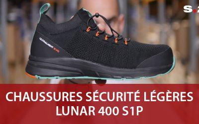 Chaussures de sécurité légères et souples : LUNAR 400 S1P S.24