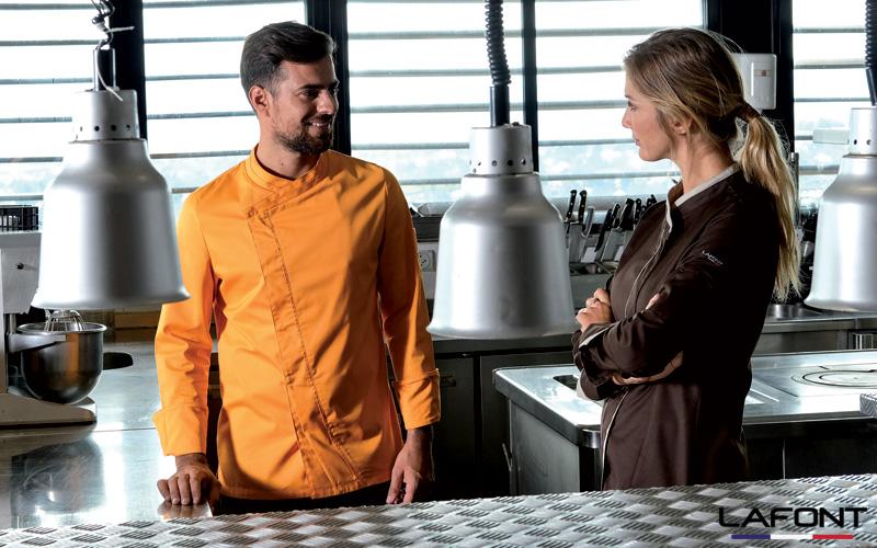Vestes de cuisine homme et femme Essential Cook