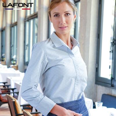 Veste de cuisine chemise Lafont