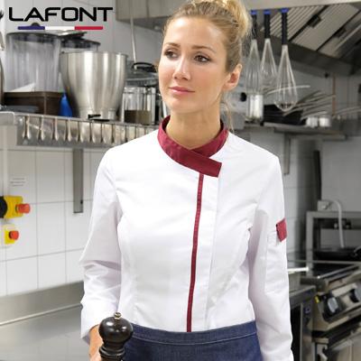 Veste cuisine femme Lafont Classical Cook