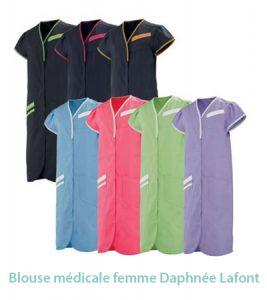 Blouse médicale femme Lafont Daphnée