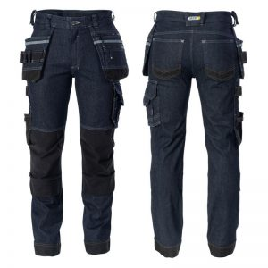 Jeans de travail stretch Melbourne DASSY