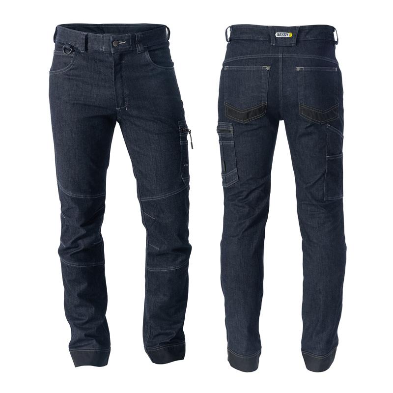 Jeans de travail stretch Osaka DASSY