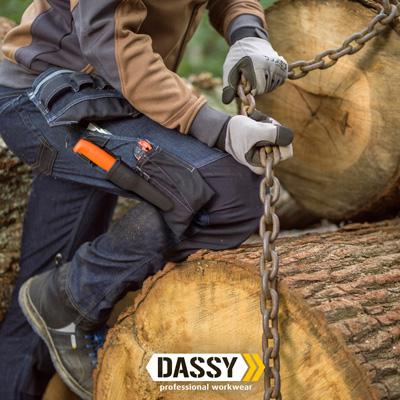 Jeans professionnel Dassy Melbourne