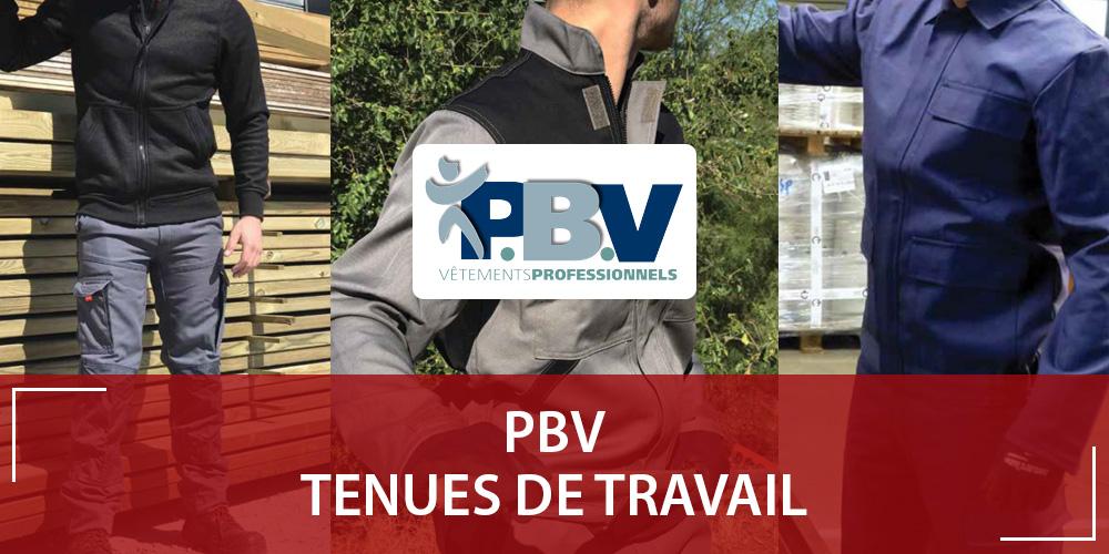 PBV : les vêtements de travail au très bon rapport qualité/prix