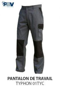 Pantalon pro PBV Typhon 01TYC