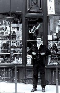 Tenue de charpentier velours Adolphe Lafont
