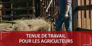 Tenue de travail agricole