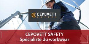 Cepovett Safety vêtements de travail