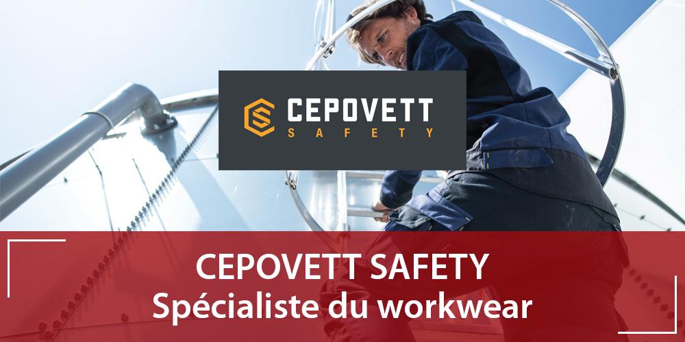 Cepovett Safety en vente sur Vetdepro.com