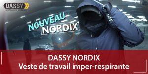 Veste de travail hiver NORDIX Dassy