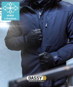 Veste pro stretch Dassy Nordix