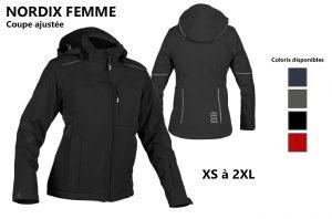 Veste pro hiver femme Dassy Nordix Women