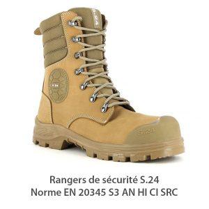 Rangers de sécurité S24